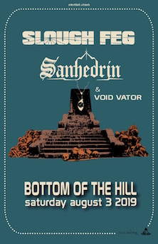 Bottom Of The Hill > Posters 2019
