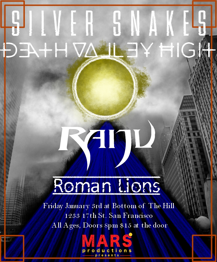 Bottomofthehill Death Valley High Silver Snakes Raiju Roman Lions 1 3 2020 Now, more than ever, raiju is growing and becoming unabashedly themselves. bottom of the hill
