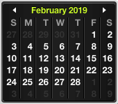 february 2019